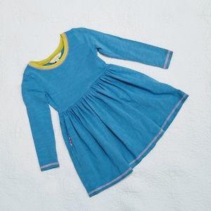 Matilda Jane blue pocket dress. Size 2.